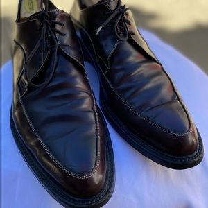 Gordon Rush Italy 🇮🇹 Made Leather Oxfords, Sz 10